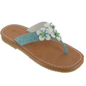 new ❉ Kid Express ❉ Martinique Sandal ❉ Turquoise